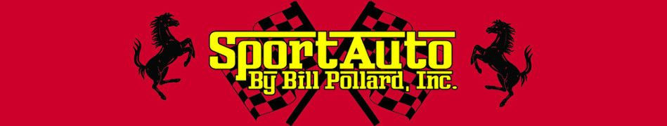 Sportauto By Bill Pollard.inc
