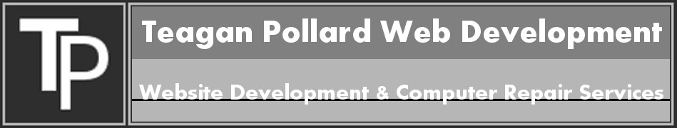 Teagan Pollard Web Development